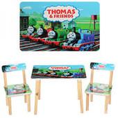 Детский столик со стульчиками 501-27 Томас и друзья