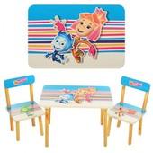 Столик детский  501-4 Фиксики