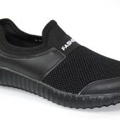 Стильные кроссовки Black