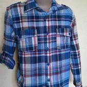 Стильная рубашка NEXT 5 л 110 см