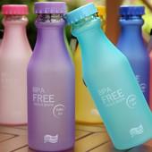 Шейкер бутылка для воды фиолетовый шейкер для спорта