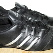 Adidas кроссовки кожа 25.5 см