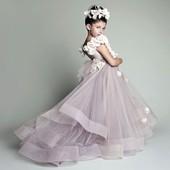 Нарядные детские платья от 300 грн (Моделей много в наличии и под заказ)