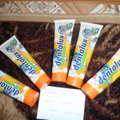детская зубная паста елкос