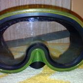 Очки-маска для плаванья