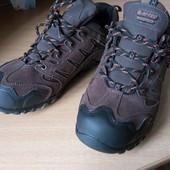 Новые кроссовки Hi-Tec р.38 кожа