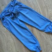 Бриджи летние из тонкой джинсы
