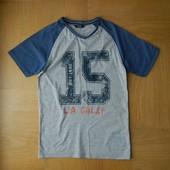 11-12 лет George отличнейшая фирменная футболка. Длина - 59 см, ширина - 38 см. Без дефектов. 88 грн