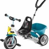 Трехколесный велосипед Puky Cat 1SP