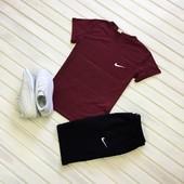 Комплект nike, reebok, adidas (Шорты+Футболка) новинка много цветов
