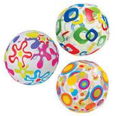 Мяч детский надувной 51см