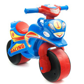 Байк Спорт Мотоцикл Фламинго сине-красный 0139/40