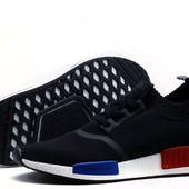 Кроссовки Adidas Nmd Runner Pk, р. 41-45, код kv-4206. Новинка!