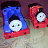 Интерактивный поезд паровоз Томас