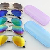 Детские очки-авиаторы с фильтром UV 400