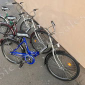 Велосипед Ardis Fold складной, с динамофарой, подногой, звонком