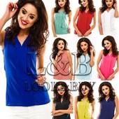 Блузка -Fresh-10 Цветов