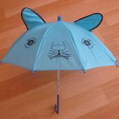 Зонтик для ребенка 2-3 лет