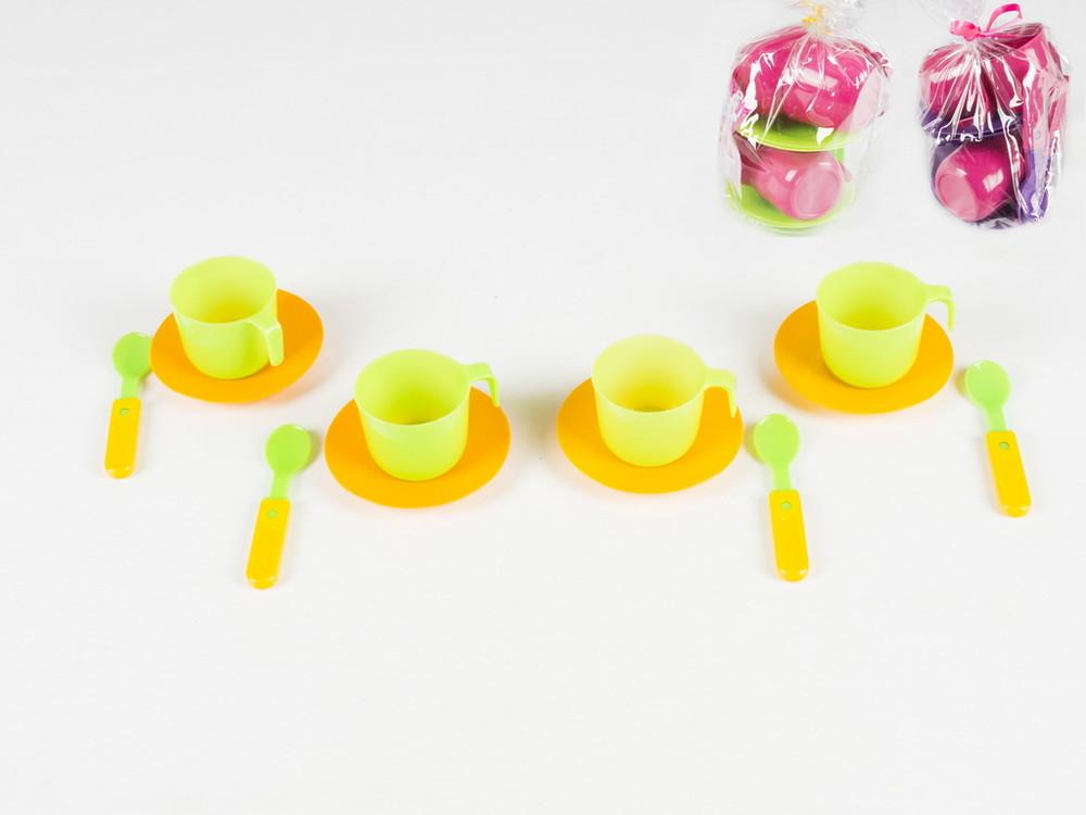 Набор посуды для девочек фото №1