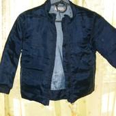 Куртка демисезонная ветровка на 4-5 лет