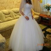 Свадебное платье от фирмы Selebrity