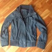 Fen church модная брендовая Деми курточка из пальтовой ткани. Размер М.Хорошее состояние. Супер цена