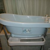 термо-ванночка с подставкой