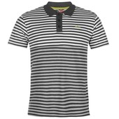 Футболка-поло мужская Lee Cooper Striped Polo Shirt