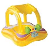 Детский надувной плотик Intex 56581 Самолётик