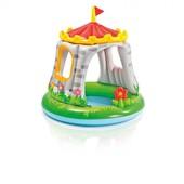 Детский бассейн с крышей. Низкая цена