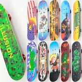 Скейт детский 2406 / 466-616А цвета в ассортименте