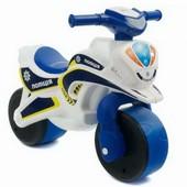 Детский мотоцикл Музыкальный Полиция