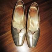 Туфли Италия. Стелька 25,2 см.