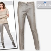 стрейч брюки, Metallic.36 европейский