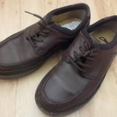 Туфли мужские Clarks, размер UK7.