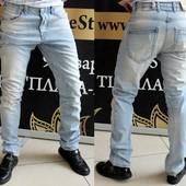 Новинка!!Мужские джинсы! Размеры: 44- 54