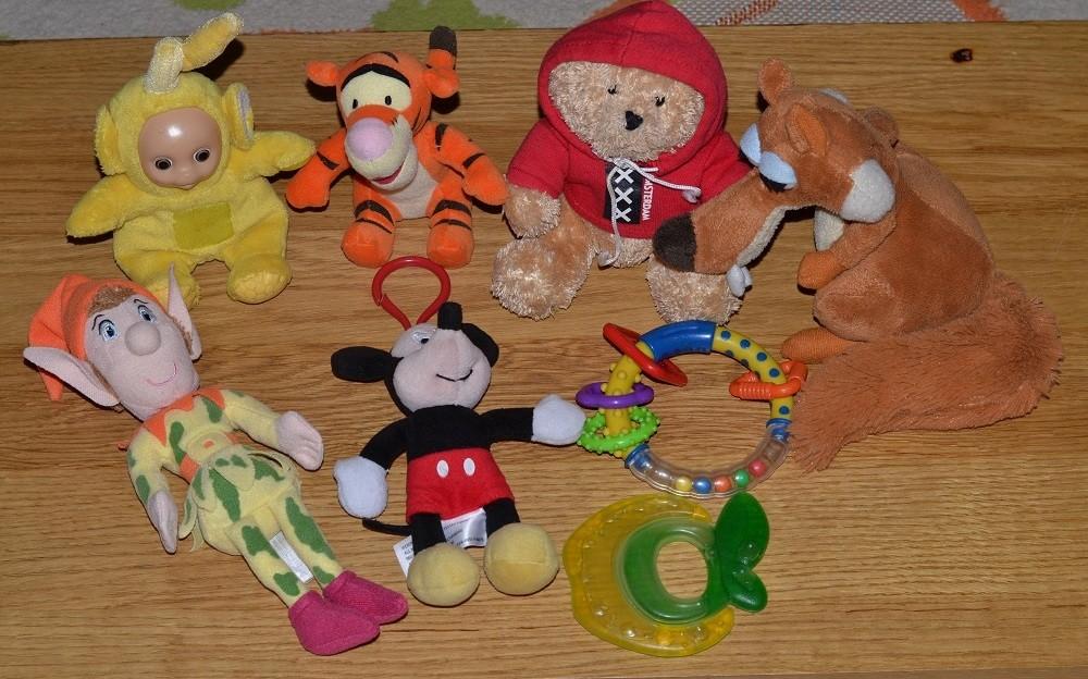 Фирменные игрушки подвески на кроватку коляску, грызуны, погремушки фото №1