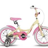 Двухколёсный велосипед Pride Alice 16 дюймов матовый 2016