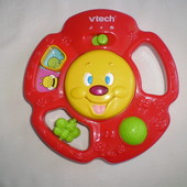 Музыкальная развивающая игрушка погремушка Vtech 18 см