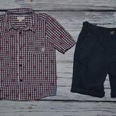 12 - 18 месяцев 86 см Очень модные крутые Шорты фирменные для мальчика