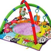 Развивающий коврик с дугами Taf Toys