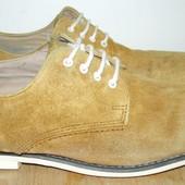 замшевые туфли 28 см