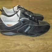 Кожаные мокасины-туфли-кроссовки Geox р.37