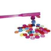 Магнитная палочка Learning Resources +35 фишек с металическими ободками