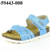 100-59443-005, 100-59443-008, 100-59443-020  Детская ортопедическая обувь,босоножки, р-р 27-35