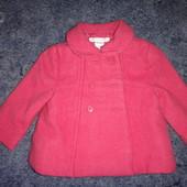 Пальто  Kenzo 2 шт 6-9 мес