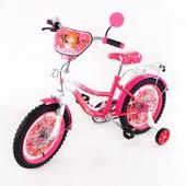 Велосипед Tilly Звездочка 16 T-21624