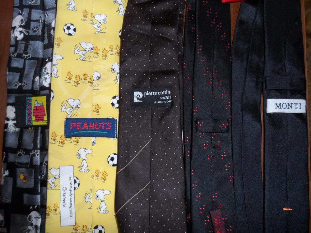 хорощие и качественые галстуки  1-н галстук на выбор фото №1