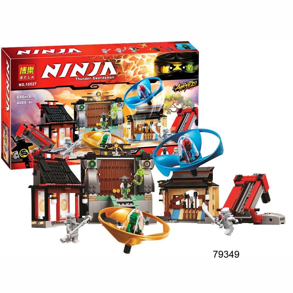 Леле нинзя 79349 конструктор ниндзяго lele ninja ninjago боевая площадка фото №1