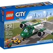 LEGO City Грузовой самолёт в аэропорту 60101